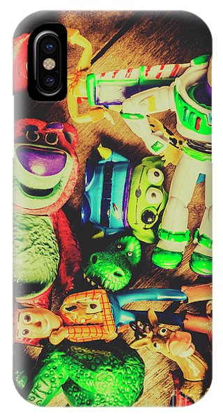 Movie iPhone Case - Play In Imagination by Jorgo Photography - Wall Art Gallery
