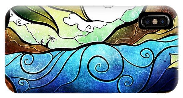 Playa Paraiso IPhone Case