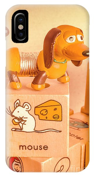 Pup iPhone Case - Playtime Pets by Jorgo Photography - Wall Art Gallery