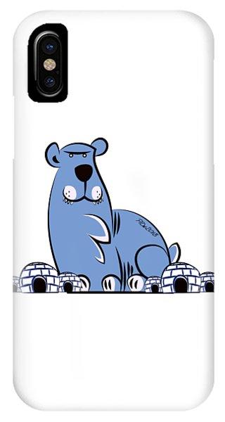 Polar King IPhone Case