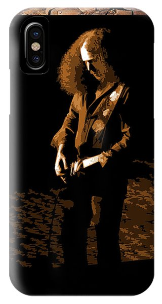 IPhone Case featuring the photograph Pondersosa Pine Frame With Ht by Ben Upham