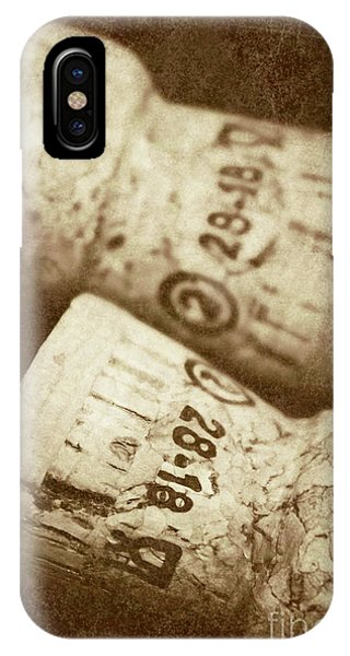 Vino iPhone Case - Pop Cultured by Jorgo Photography - Wall Art Gallery