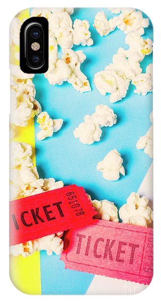 Fair iPhone Case - Popcorn Culture by Jorgo Photography - Wall Art Gallery