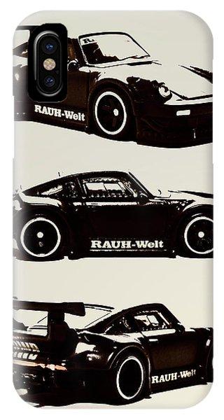 iPhone Case - Porsche Rwb 930 by Jorgo Photography - Wall Art Gallery