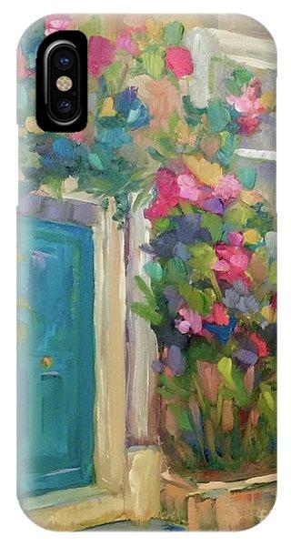 Porte Della Toscana IPhone Case