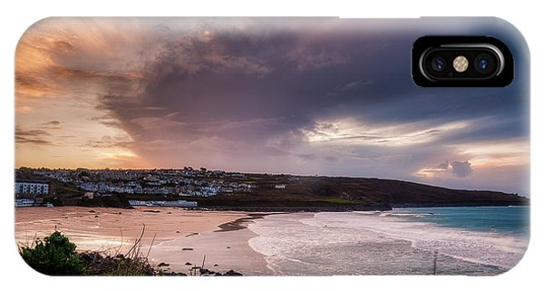 Porthmeor In The Sky IPhone Case