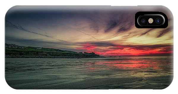 Porthmeor Sunset Version 2 IPhone Case