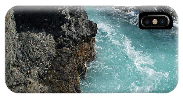 Porto Covo Cliff Views IPhone Case