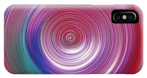 Violet iPhone Case - Potters Wheel by Alex Caminker