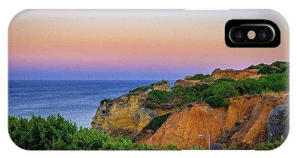 Praia Dona Ana II IPhone Case