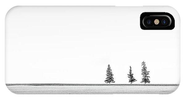 Prairie Woodland IPhone Case