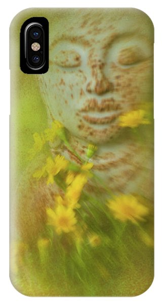 Pray For Peace IPhone Case