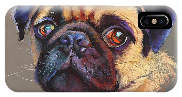 Precious Pug IPhone Case