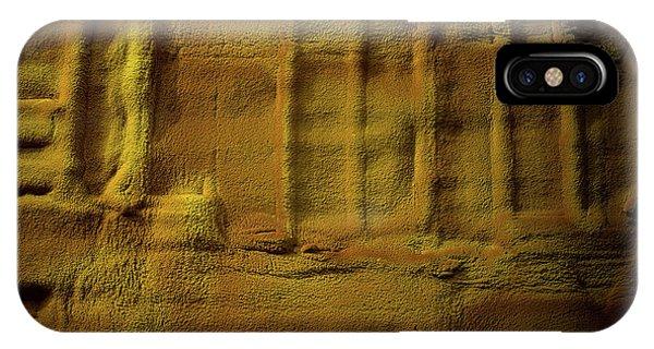 Prehistoric Scene IPhone Case