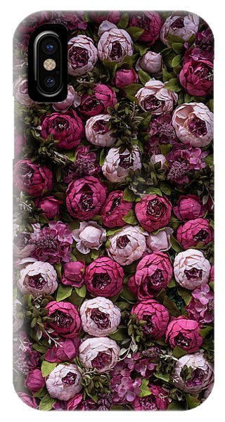 iPhone Case - Pretty Floral Pattern by Jaroslaw Blaminsky