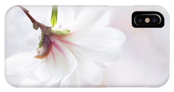 Pretty In Pastel Star Magnolia IPhone Case