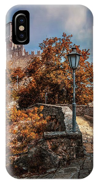 iPhone Case - Pretty Sunny Afternoon In San Marino by Jaroslaw Blaminsky