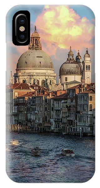 iPhone Case - Pretty Sunrise In Venice by Jaroslaw Blaminsky