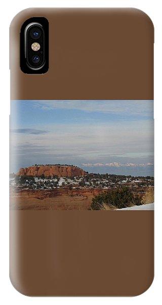 Pride Mountain IPhone Case