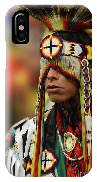iPhone Case - Pride Of Indigenous Culture 12 by Bob Christopher