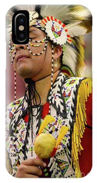 iPhone Case - Pride Of Indigenous Culture 13 by Bob Christopher