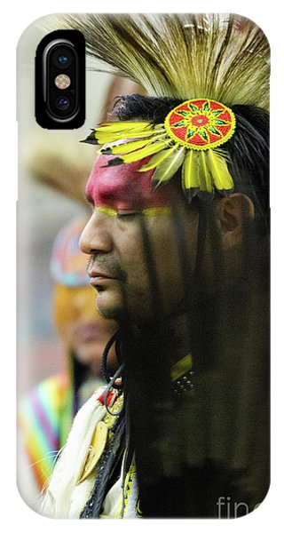 iPhone Case - Pride Of Indigenous Culture 16 by Bob Christopher