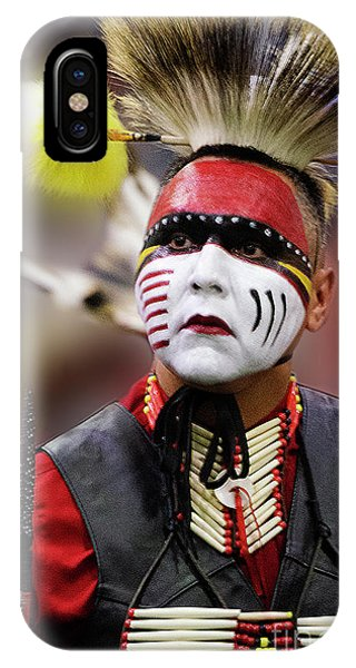 iPhone Case - Pride Of Indigenous Culture 2 by Bob Christopher
