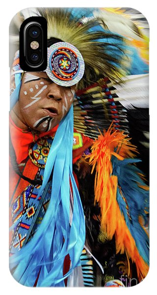 iPhone Case - Pride Of Indigenous Culture 3 by Bob Christopher