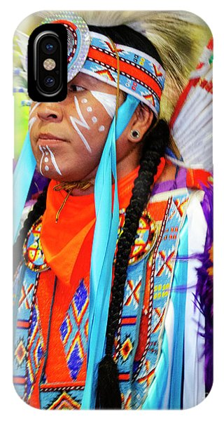 iPhone Case - Pride Of Indigenous Culture 4 by Bob Christopher