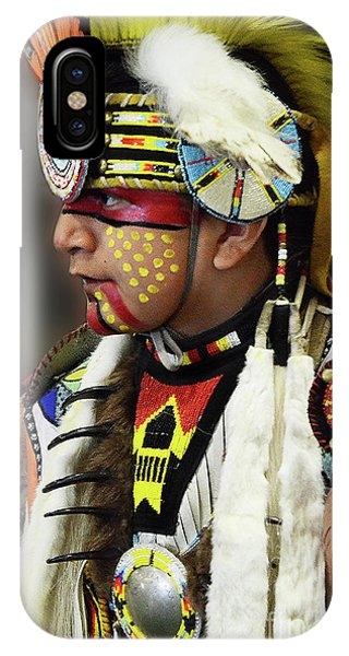 iPhone Case - Pride Of Indigenous Culture 6 by Bob Christopher