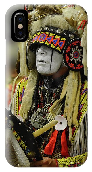 iPhone Case - Pride Of Indigenous Culture 8 by Bob Christopher