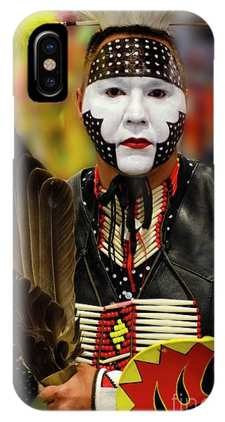 iPhone Case - Pride Of Indigenous Culture by Bob Christopher
