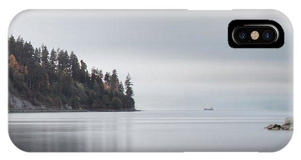 Brockton Point, Vancouver Bc IPhone Case