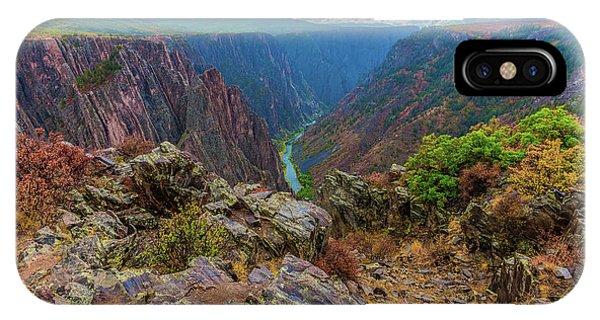 Pulpit Rock Overlook IPhone Case