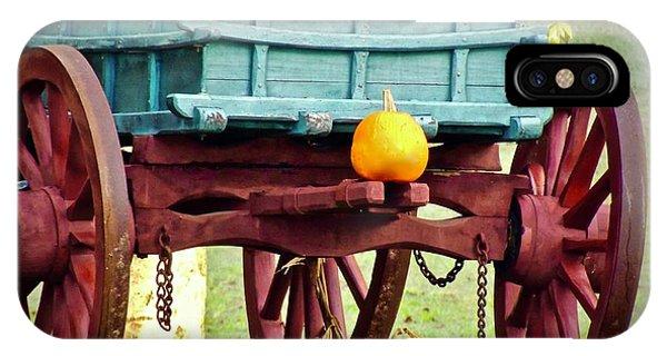 Pumpkin Trail Mix IPhone Case