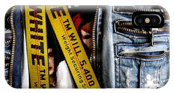 Punk Jacket /  IPhone Case