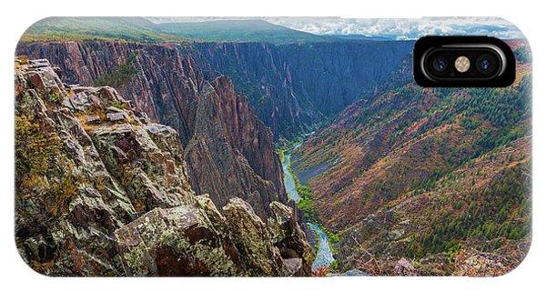 Pulpit Rock Overlook 2 IPhone Case
