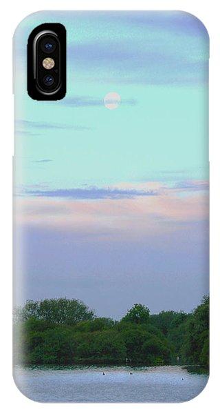 Purple Dawn IPhone Case