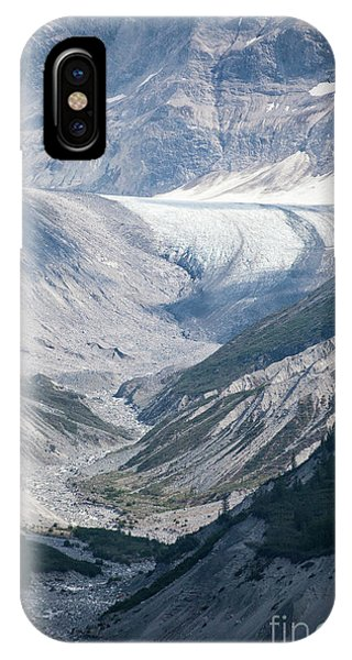 Queen Inlet Glacier IPhone Case