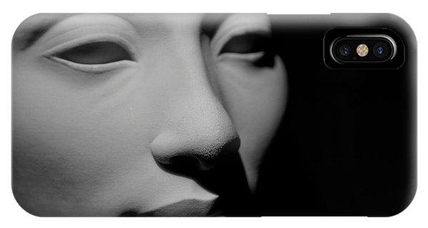 IPhone Case featuring the photograph Queen Nefertiti by Sue Harper