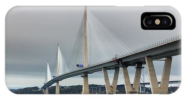 Queensferry Crossing Bridge 3-1 IPhone Case