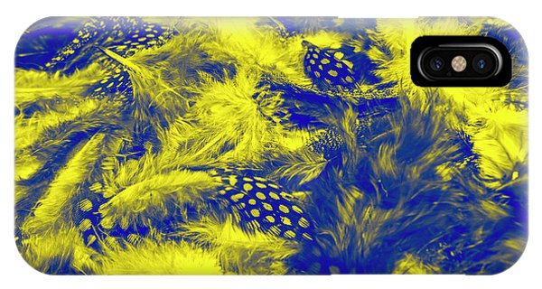 Plumes iPhone Case - Quilted Elegance by Jorgo Photography - Wall Art Gallery