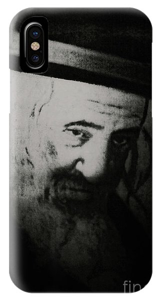 Rabbi Shayele Kerestirer IPhone Case