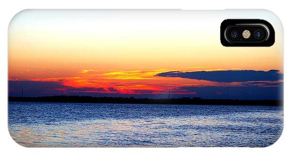 Radiant Sunset IPhone Case