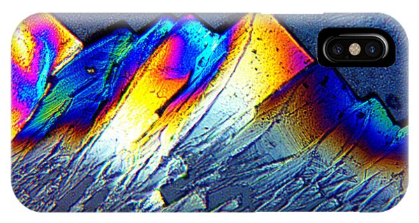 Rainbow Mountains IPhone Case