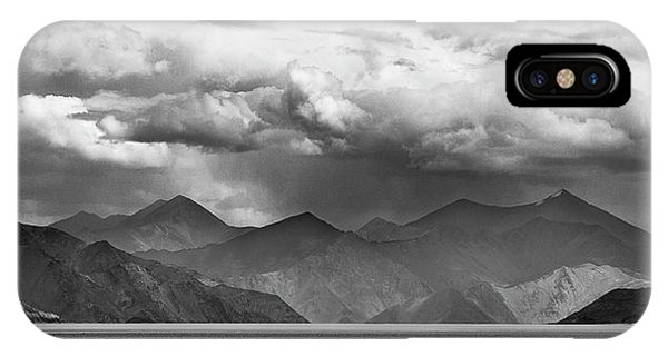 Rains In China IPhone Case