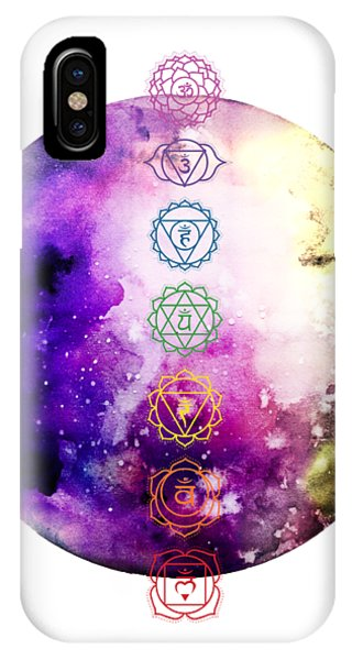 IPhone Case featuring the digital art Reach Out To The Stars by Bee-Bee Deigner