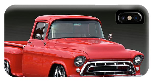 Red 57 Pickup IPhone Case