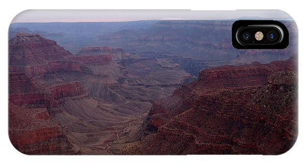 Red Grand Canyon IPhone Case