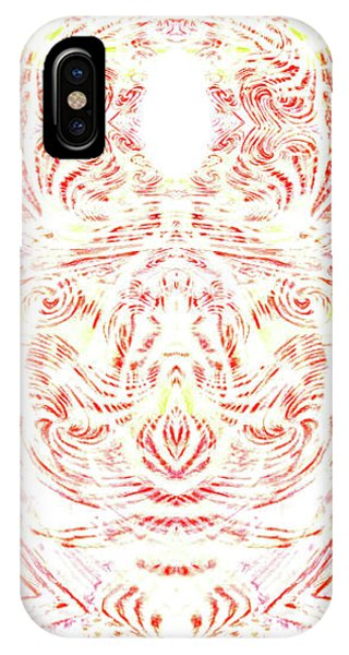 Red Tide IPhone Case